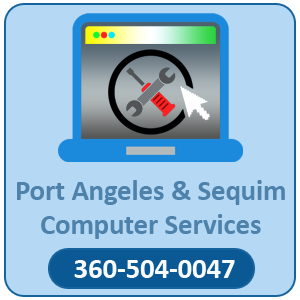 Computer Service and Repair, Port Angeles and Sequim
